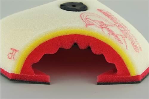 Protection main Stickers Orange Pour Quads Keeway Linhai Loncin Minico