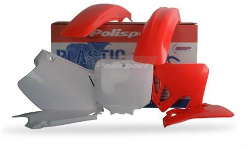 Kit plastiques Polisport