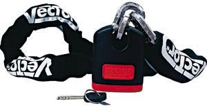 Antivols chaine Vector : Pro chain