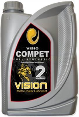 Huile moteur Vision full synthétique 2T 1L