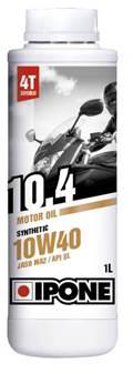 Huile moteur Ipone Moto 4T 10.4