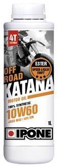 Huile moteur Ipone Moto 4T Katana Off Road 10W60