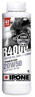 Huile moteur Ipone Moto 4T R4000 Rs 20W50