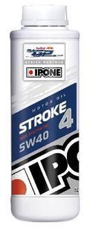 Huile moteur Ipone 4T Stroke 4 0W40