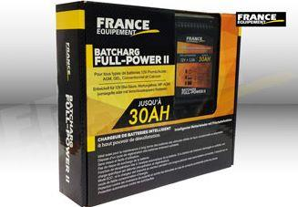 Chargeur de batterie Batcharg Full-Power 2