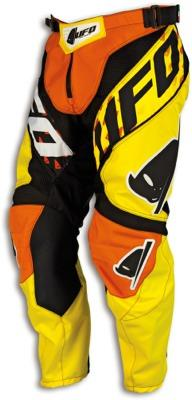 Pantalon cross UFO Misty Orange Jaune