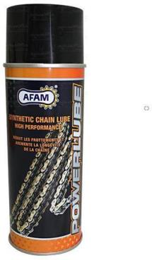 Spray chaine Afam Powerlube 400ml