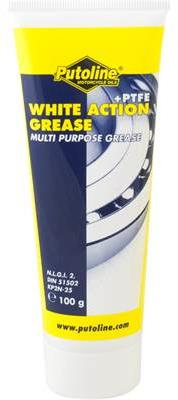 White Action Grease 100 GR