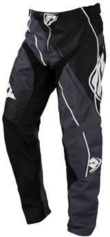 Pantalon cross enfant Kenny track noir/gris