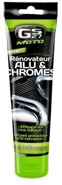 Rénovateur alu & chromes GS27 150 GR
