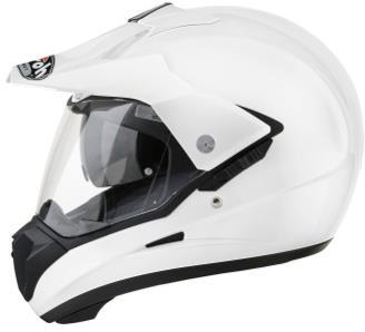 Casque intégral Airoh S5 Gloss Blanc