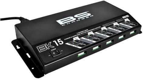 Chargeur de batteries BS BK15