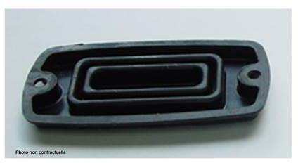 Couvercle et membrane de maître-cylindre frein avant Bihr : Joint seul