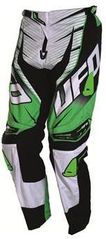 Pantalon cross UFO Voltage Vert