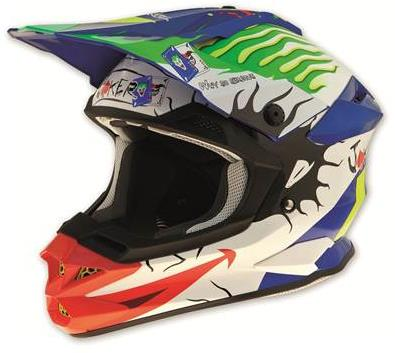 Casque cross Ufo Joker