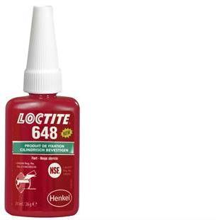 Loctite 648 produit de fixation