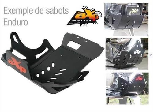 Sabots Enduro PHD AXP Racing