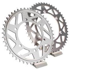 Couronnes Afam acier et aluminium