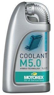 Liquide de refroidissement Motorex Coolant M5.0 - 1 litre