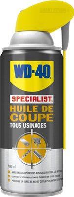 Huile de coupe WD-40 400ML Système Pro