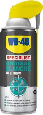 Graisse blanche WD-40 400ml Système Pro