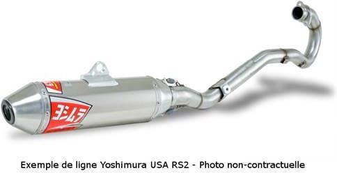 Ligne complète Yoshimura RS2
