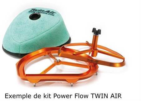 Kit filtres à air & cage aluminium Twin Air