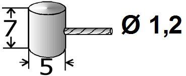 Câble de gaz adaptable Transfil
