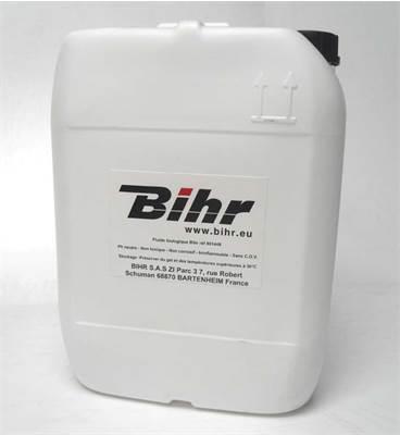 Fluide biologique marque Bihr bidon 20L