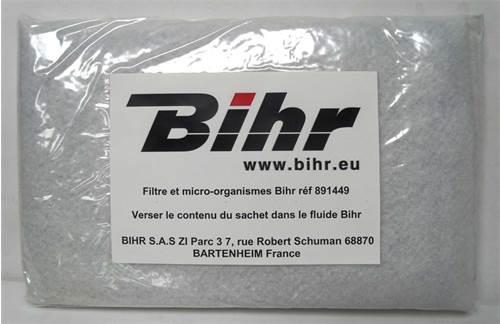 Filtre biologique de rechange marque Bihr
