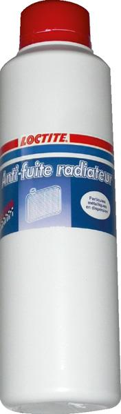 Loctite anti-fuite radiateur
