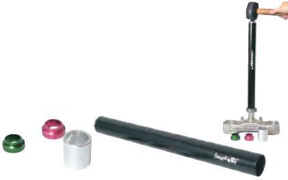Outil insert roulement marque Buzzetti pour tige de fourche