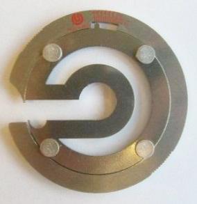 Mesure épaisseur de disque Brembo