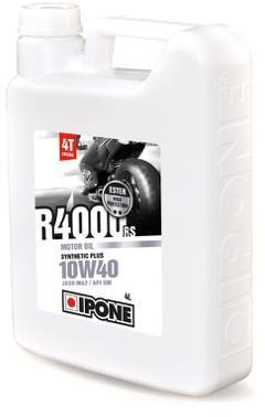 Huile moteur Ipone Moto 4T R4000 Rs 10W40
