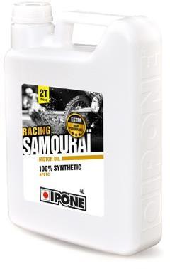 Huile moteur Ipone Moto 2 temps Samourai Racing