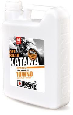 Huile moteur Ipone Moto 4T Katana Off Road 10W40