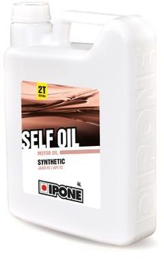Huile moteur Ipone Moto 2T Self Oil