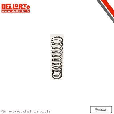 Ressort de boiseau de carburateur Dellorto