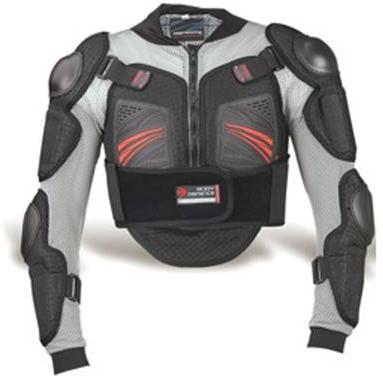 Gilet de protection cross enfant Firstracing