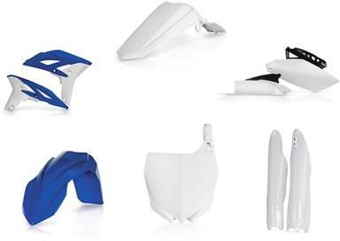Kit plastiques Acerbis