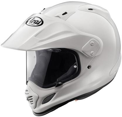 Casque intégral TT Arai Tour-X 4 Diamond blanc