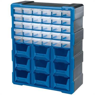 Casier à tiroirs Draper 39 compartiments