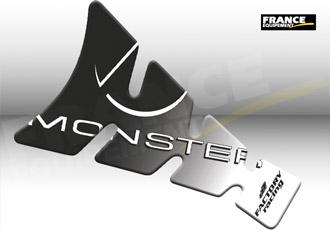 Protège réservoir 213x128 mm Monster