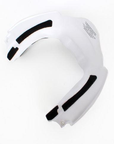 Protection cervicales partie arrière cross Leatt Gpx trail blanc