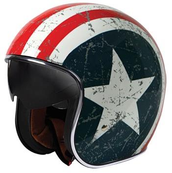 Casque jet Origine Rebel Star