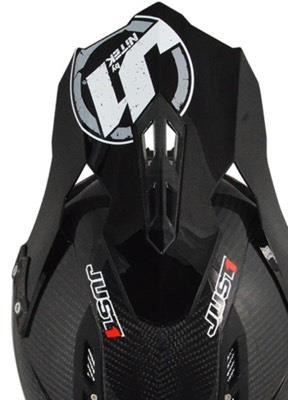 Casque JUST1 J12 Full carbon