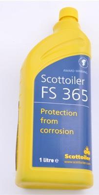 Anti-corrosion Scottoiler 1L