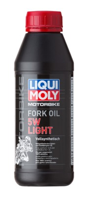 Huile de fourche Liqui Moly 5W light