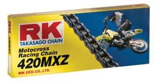 Chaîne RK 420MX