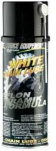 Spray chaine blanc France Equipement 400 ml